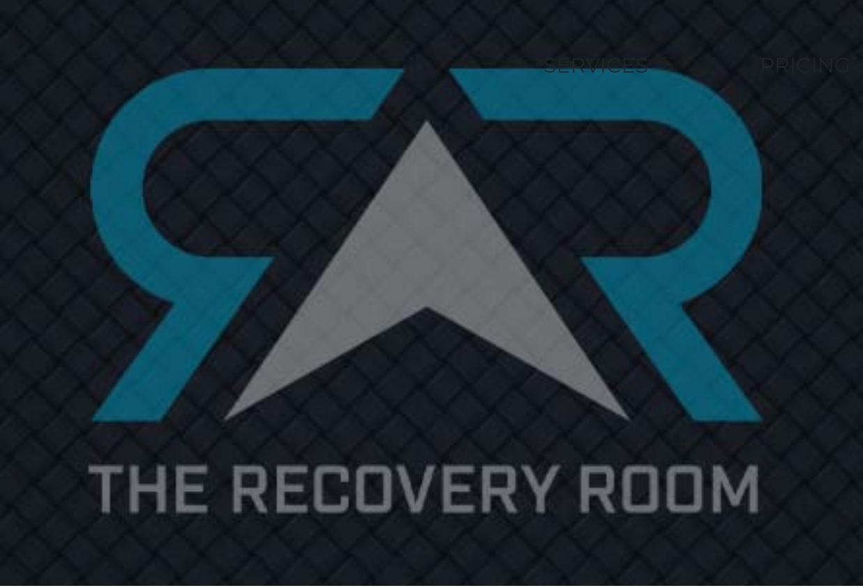 Recovery Room NeuroSpa logo