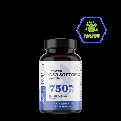 Sleep Formula CBD | CBN | Melatonin
